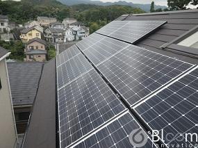 神奈川県厚木市S様邸完工致しました(スレート)