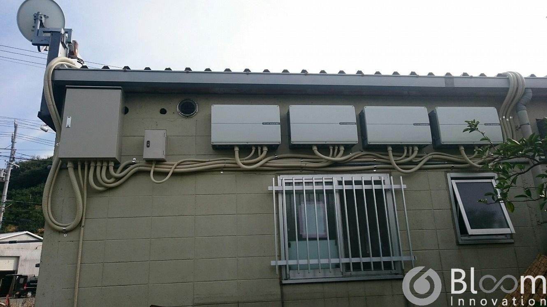 和歌山県海南市H様完工致しました(野立て)