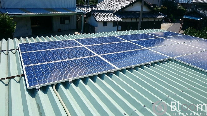 和歌山県海南市H様完工致しました(屋根)