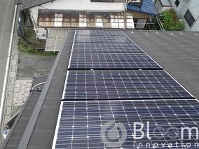 埼玉県坂戸市N様邸完工致しました(スレート)。
